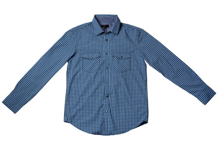 camisa: Camiseta aislados en el fondo blanco