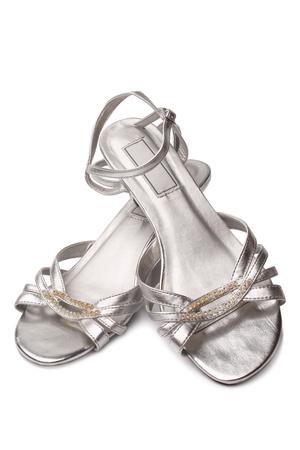 opentoe: Women shoes on white background