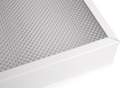 led lamp: Led lamp on white background