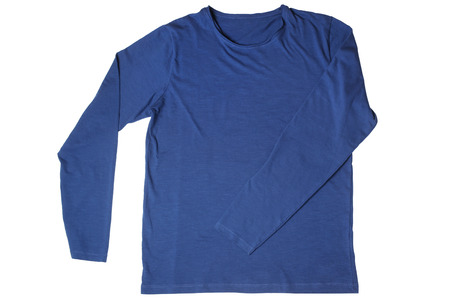 a shirt: Shirt isolated on white background Stock Photo