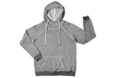 Hoodie isolated on white background