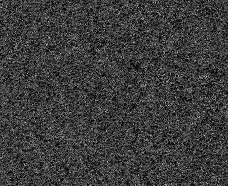 Black foam rubber, for backgrounds or textures