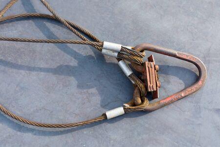steel: steel rope