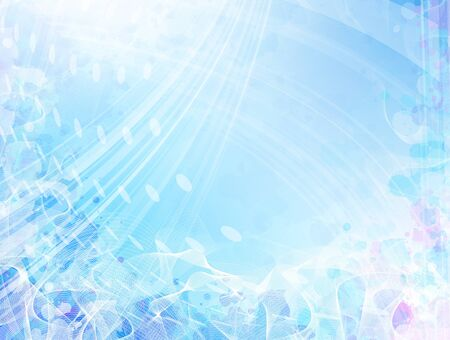 wallpapper: colorful abstract background
