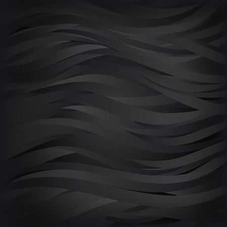 Vector dark Background. Black pattern.