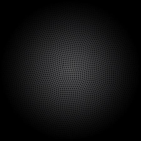 Scuro vettore texture.Black sfondo. Modello nero.