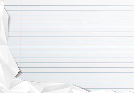 fond de papier pour ordinateur portable avec du papier de menthe