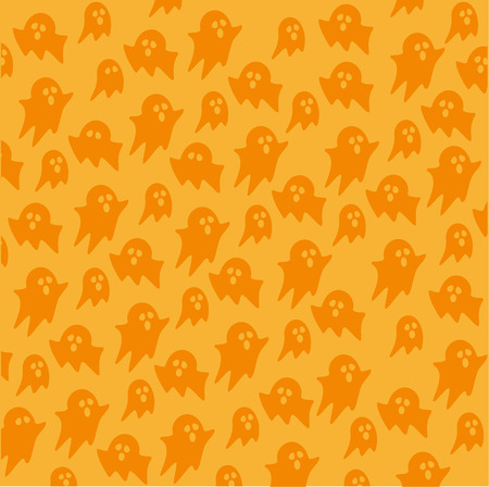 halloween background: Halloween yellow background with brings