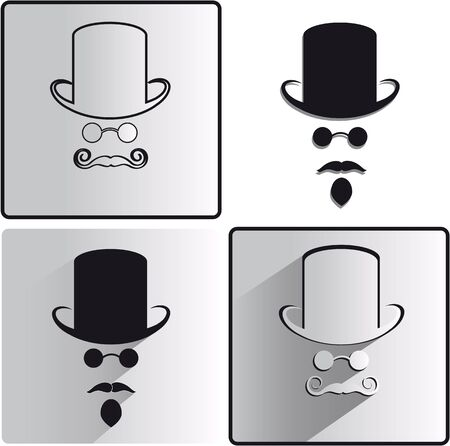 variants: four variants of the invisible men