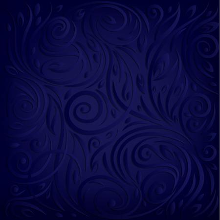 blue background: Blue dark Background. Blue pattern. Stock Photo