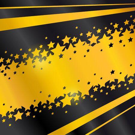 star background: vector star background design Stock Photo