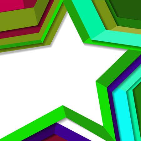 star background: Star background. Background colorful star.
