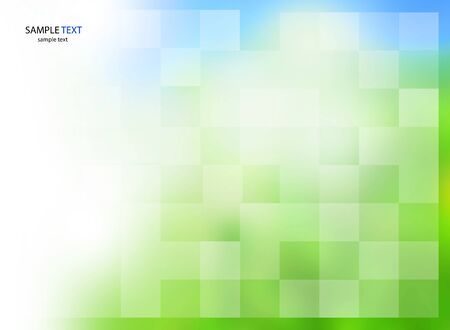 light green: Abstract background template - Contemporary business texture Blue Green tone