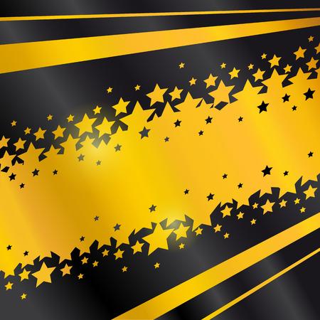 star background: vector star background design Illustration