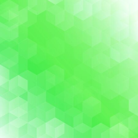 green background: Abstract green background. Green pattern. Illustration