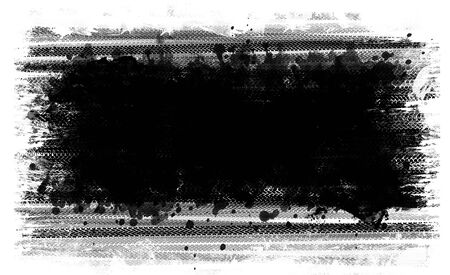 tire marks on a black background