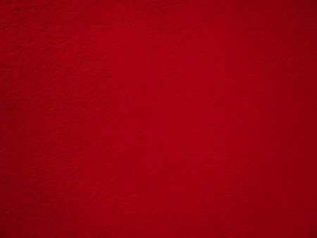 light slate gray: Red wall background or texture.