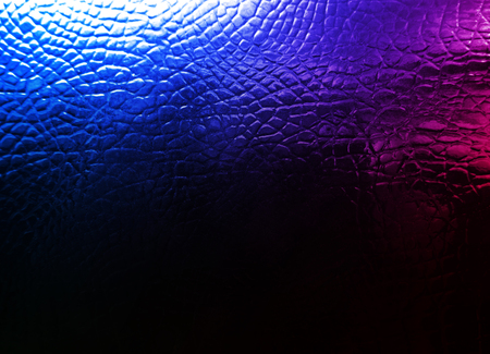 Crocodile leather texture background. Colorful Stock image.