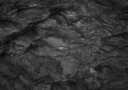 Dark slate background or texture.  Black rock. Zdjęcie Seryjne