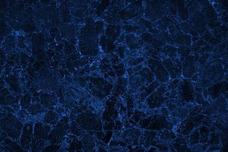 Abstrait de texture de pierre bleue vierge avec des coins sombres