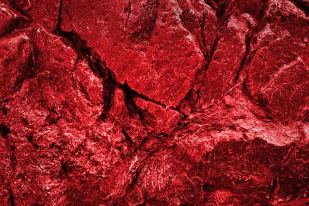 Dark red slate background or texture. Stock fotó