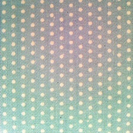 polka dot fabric: Polka dot trama del tessuto