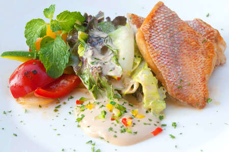 Fish Steak Stock Photo - 10058689
