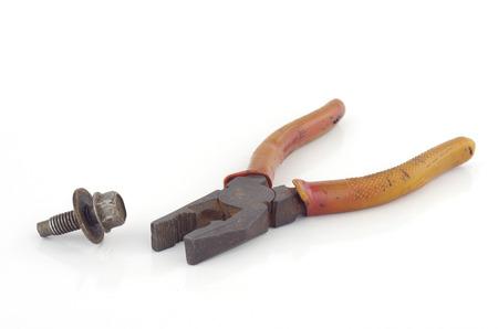 tongs: nut and tongs