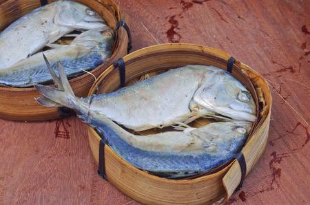 chub: steamed chub mackerel
