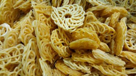 indonesian snack, kerupuk