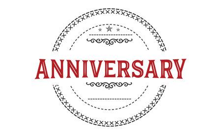 anniversary logo icon