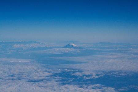 Fuji Mountain in Japan photo