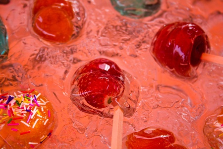 Fruit syrup Stock Photo - 10554282
