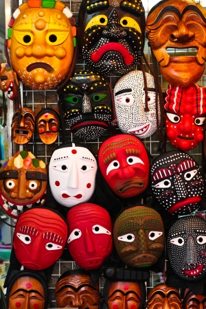 korea mask Stock Photo - 11838487