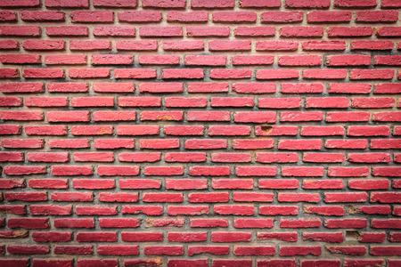 red rough stone wall full frame.grunge Imagens