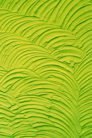 Wave pattern Cement wall for background  Stock Photo - 10416163