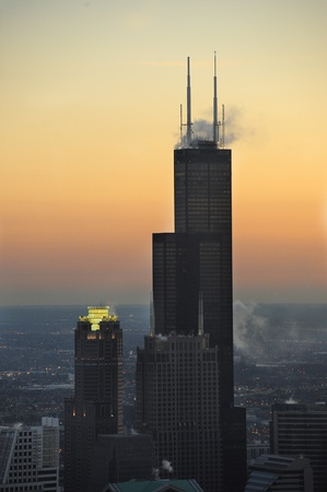 sears: the tallest building in chicago is sears tower or willis tower