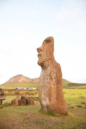 Ahu Tongariki Moai at Easter Island