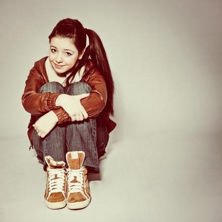 pretty teen girl: Pretty Teen Girl