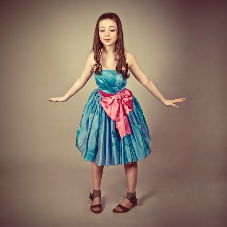 milagro: retrato fant�stico de una ni�a