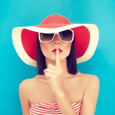 Secret summer Girl