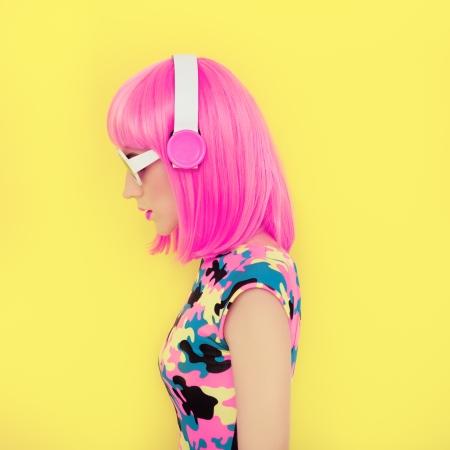 fashion girl  music