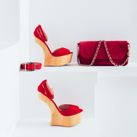 suede belt: Las mujeres de lujo de estilo