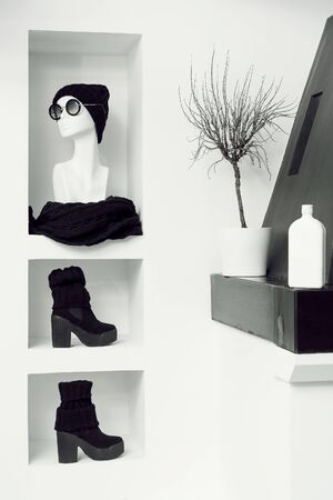 ?????? Fashionable Clothing.  ????? ???????? ??????.  ??????, ????? ? ???????? ?????????? ??? ???????. ??????  ?????? ????? photo