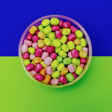 advantaged: Bucket Sweet Drops. Minimalism fashion