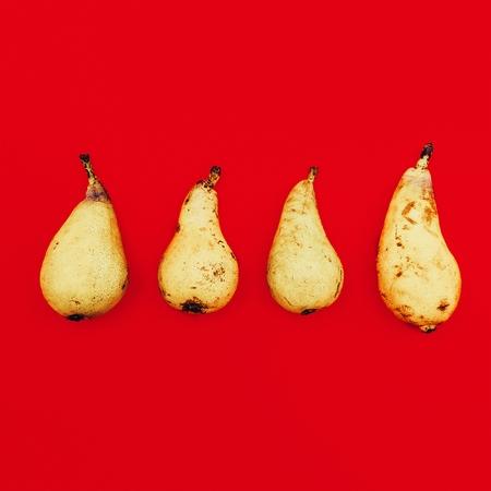 Pears. Minimal. I love fruit. Fresh ideas