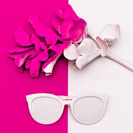 exclusive photo: Fashion accessory Sunglasses Minimal art design