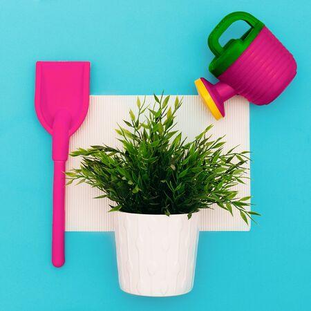 A set of Florist. Minimal art design