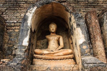 budha: budha stetue temple