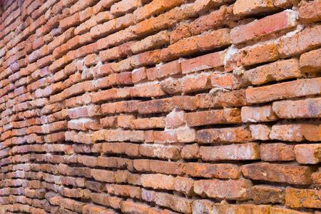 brickwork: Texture of old brickwork. Stock Photo